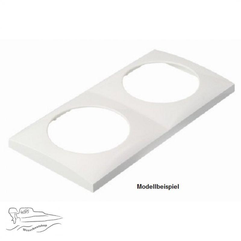 BERKER doppel Rahmen für Steckdosen und Schalter pw, 3,70 €
